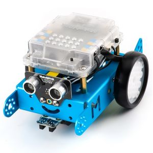 Kit con le istruzione per assemblare il tuo primo robot