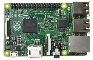 scheda RASPBERRY PI 2 MODEL B