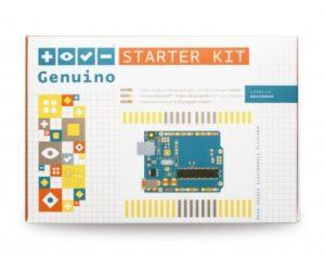 Strter kit in Italiano, il kit include la guida per muovere i primi passi nel mondo Arduino