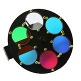 Cambia colori. Accessorio per proiettore