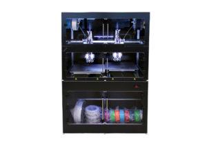 Stampante 3DPRN a camera calda