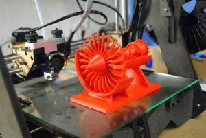 Stampa 3D con Kenstrapper Galileo Smart
