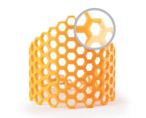 Stampante 3D Kentsrapper ZERO - risoluzione