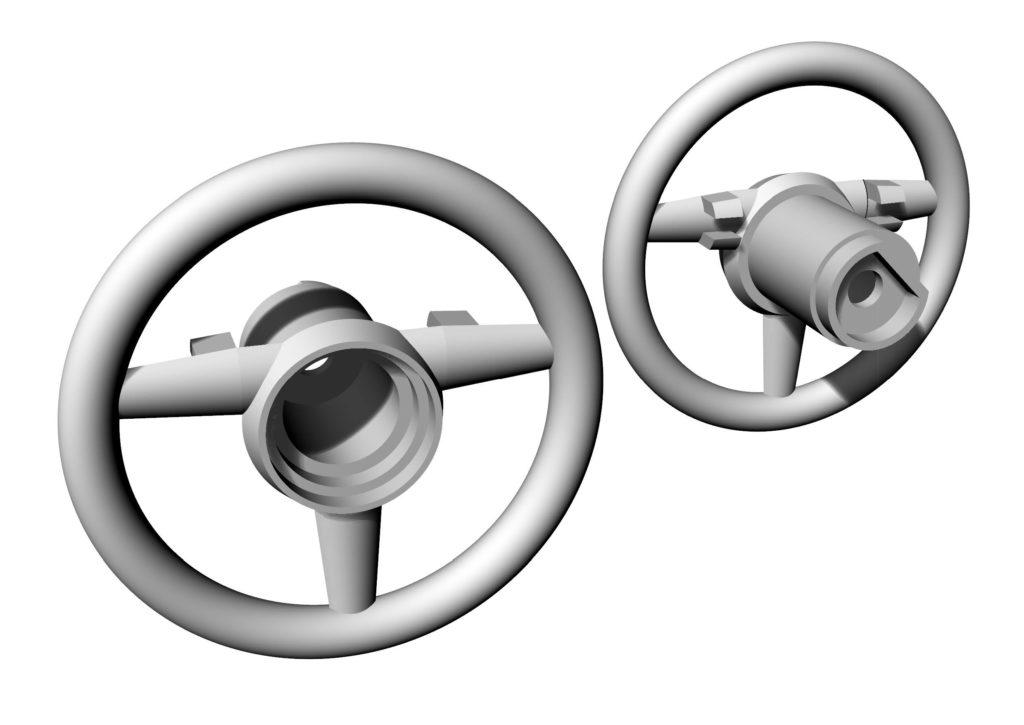 Prototipi scansioni e modellazione 3D