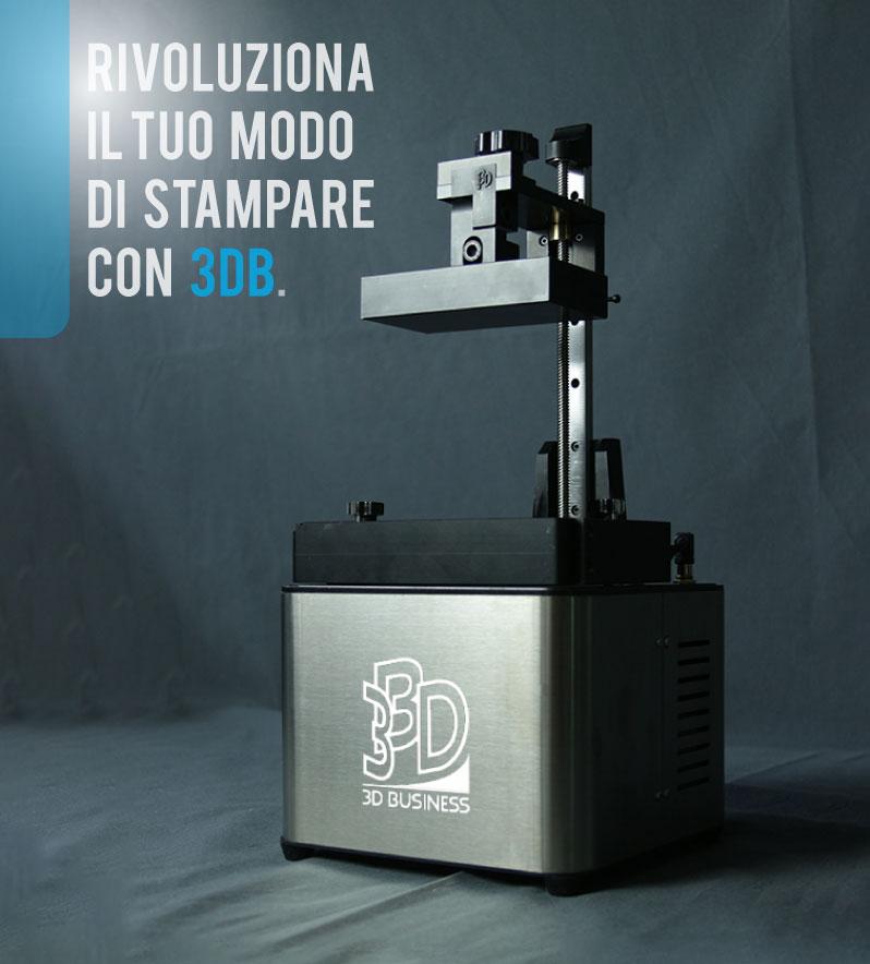 3D BUSINESS D7 DLP