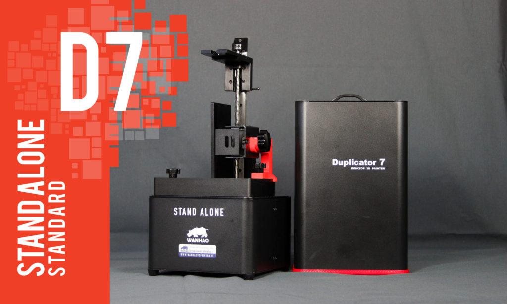Wanhao D7 V2 DLP