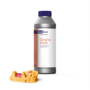Resina NextDent GINGIVA MASK RESINE DLP SLA