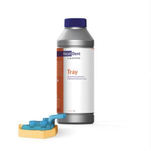 Resina NextDent TRAY RESINE DLP SLA